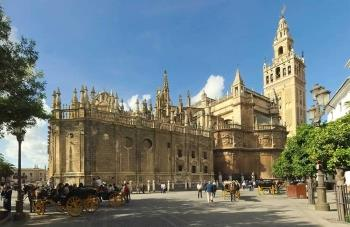Resumption of visits to the Cathedral of Seville